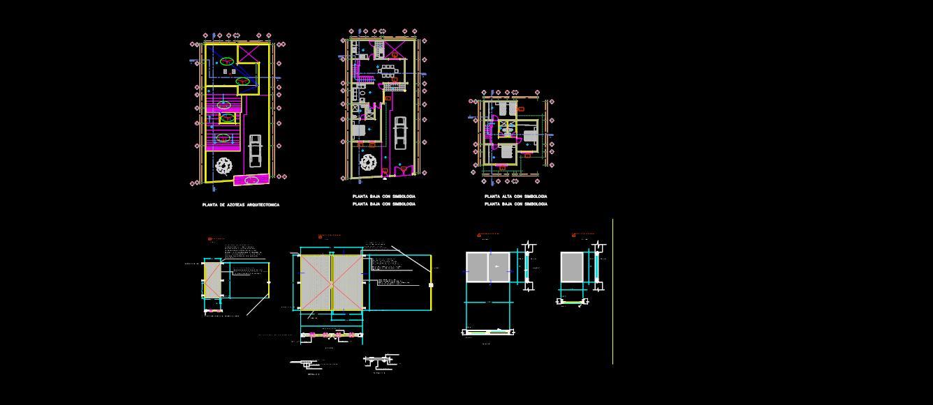 Carpinteria y herreria planos de casas for Planos de carpinteria