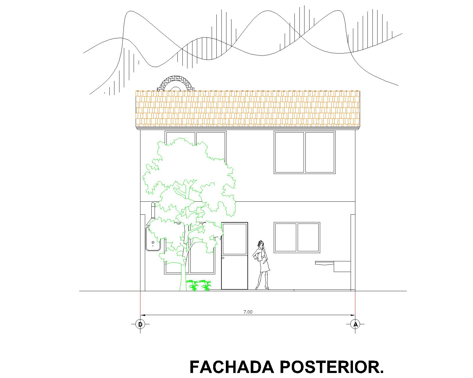 Plano casa moderna 90m2 planos de viviendas gratis plano - Planos de viviendas ...